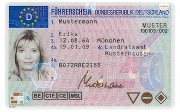 deutscher führerschein ohne prüfungen